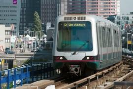 'Metro zorgt voor plus in railexploitatie RET'