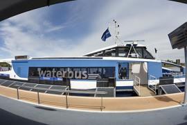 Schonere motoren voor zes Waterbussen