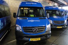 35 buurtbussen voor Veluwe en M-Overijssel
