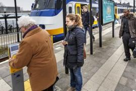 Reizigers waarderen reizen met betaalpas