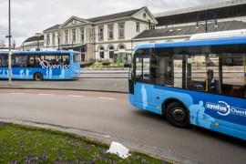IJssel-Vecht ingetrokken, Keolis in beroep