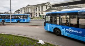NS-kaartje Kids Vrij als proef geldig op bus