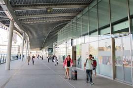 Stationshal Utrecht voor vijf zesde klaar