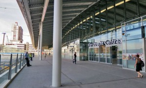 Utrecht Centraal voor 5/6 klaar
