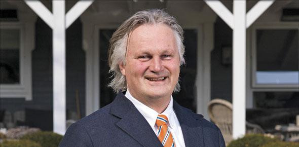 Pier Eringa benoemd tot president EIM