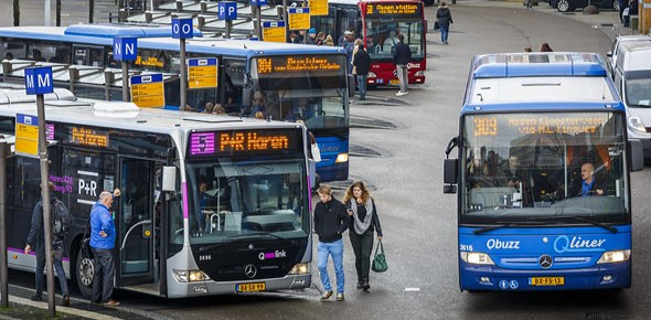 Keolis sprak met NS over overname Qbuzz