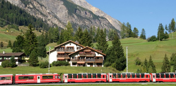 12 miljard euro voor Zwitsers spoorwegnet