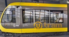 Model van Utrechtse Uithoftram onthuld