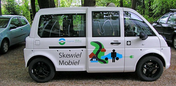 Fries vrijwilligersvervoer in reisplanner