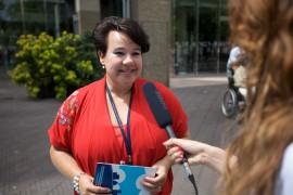 'Sharon Dijksma volgt Mansveld op'