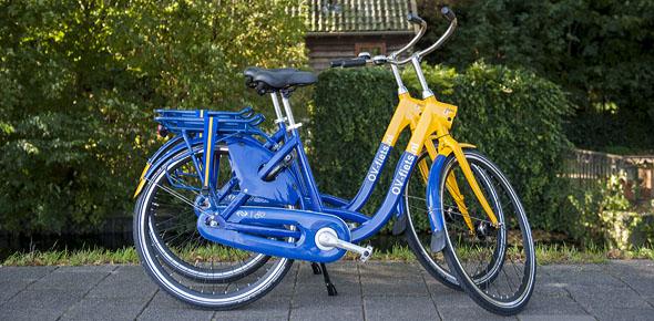 Nieuwe OV-fiets opnieuw van Bikes2Go