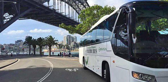 'E-bus rijdt duizend kilometer op een lading'
