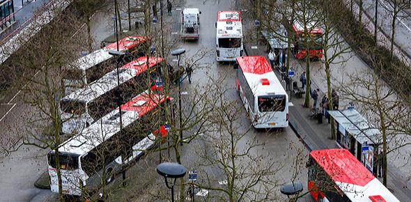 Brabant zet nachtbus in naar Randstad