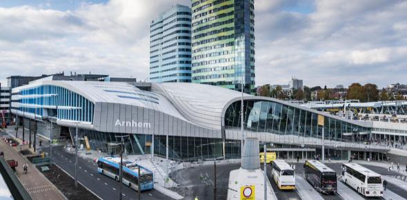 Arnhem wil Arnhem Centraal worden