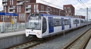 RET bestelt zes nieuwe metro's voor lijn E