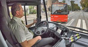 Connexxion beloont rustige chauffeurs
