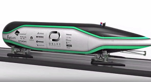 Hyperlooptraject in Flevoland is haalbaar