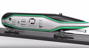 Team Delft naar Texas met Hyperloop-capsule