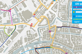 Gelauwerde OV-map verdient aandacht