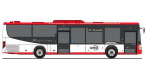 Mijdrecht krijgt eerste elektrische buurtbus