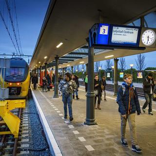 NS vaker en sneller naar Zee- en Friesland