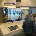 OV servicewinkel in Breda.