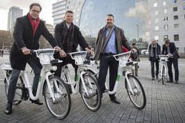 Rotterdam krijgt 450 Gobike tabletfietsen