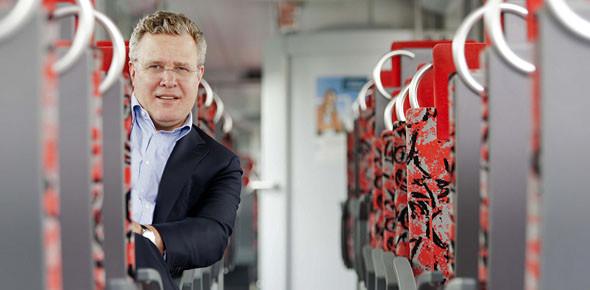 NS schikt met ex-Abellio-CEO Hoogesteger
