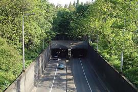 Rotterdam wil tram door de Maastunnel