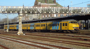 Station Geldermalsen fors uitgebreid