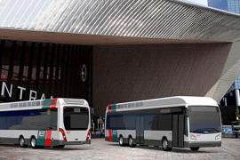 RET bestelt twee waterstofbussen