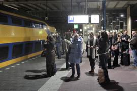 Extra NS-personeel voor de late treinen