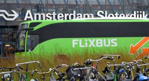 FlixBus richt spoorwegmaatschappij op