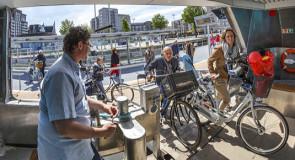Aqualiner verdringt TCR van eerste plek