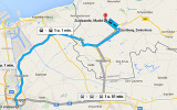 Reisinformatie Haltetaxi in Google Maps