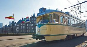 Toeristenlijn met Haagse museumtram