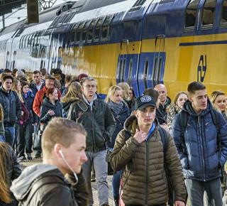 Zeeland krijgt enkele Intercity's in de spits