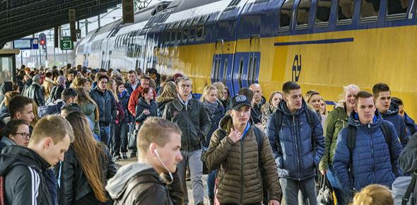Van Witsen: 'Railvervoer blijft onmisbaar'