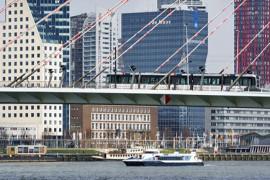 Rotterdam geeft ruimte aan fiets en ov