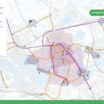 Kaartje Rotterdam openbaar vervoer
