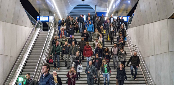 Met maatwerk naar 40% reizigerscapaciteit