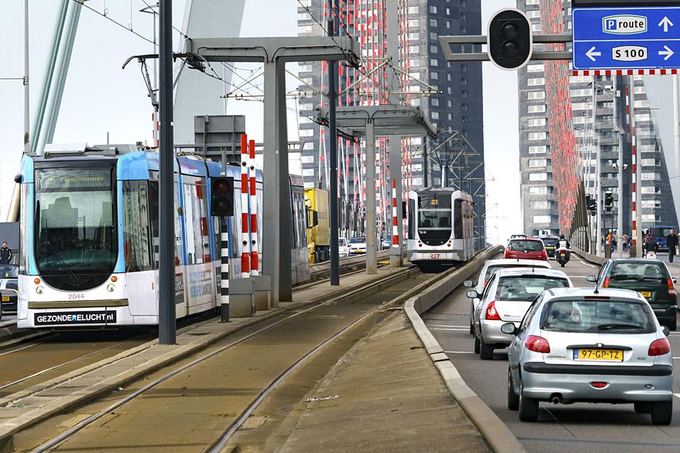 Rotterdam wordt autoluw