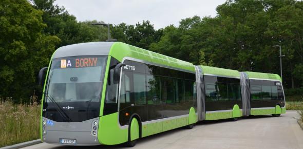 De Lijn onderzoekt mogelijkheid trambus