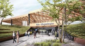Station Ede-Wageningen eind 2021 klaar