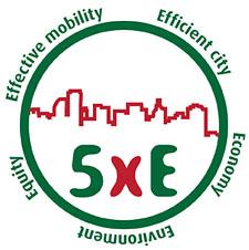 5xE logo