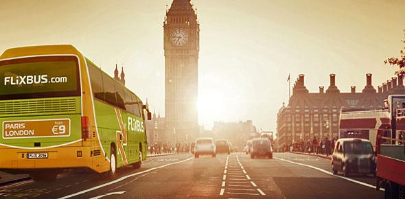 FlixBus neemt verbindingen Megabus over
