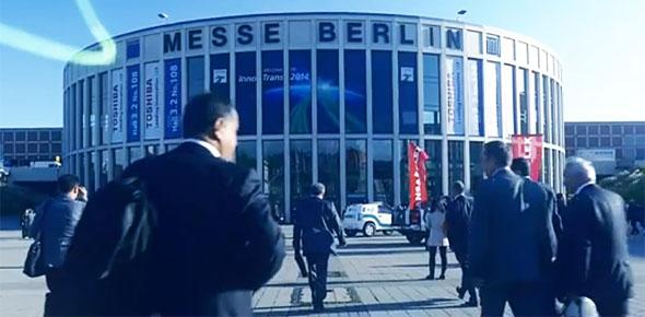 Goedkoop naar beurs InnoTrans in Berlijn