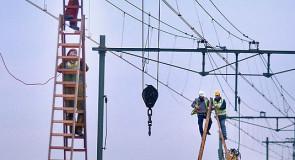 Nederlandse bovenleiding kan naar 3 kV