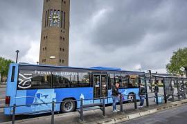 Keolis: statushouders op bus in IJssel-Vecht