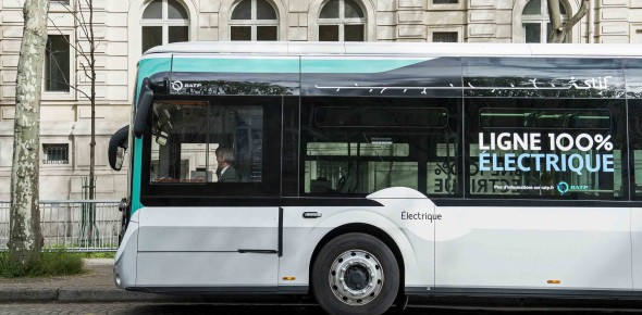 Parijs wil duizend e-bussen bestellen